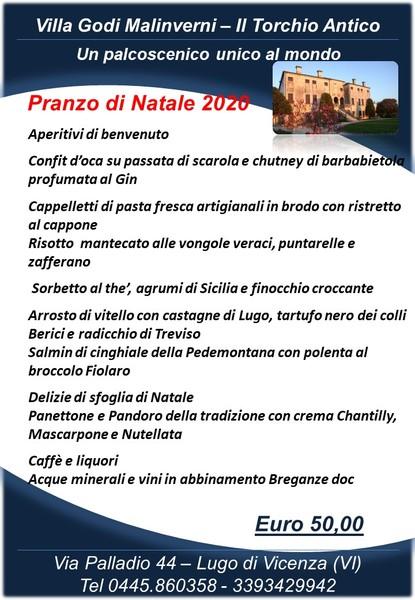 Natale con Palladio 2020